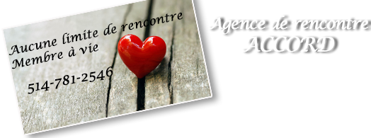 Agence de rencontre accord commentaire